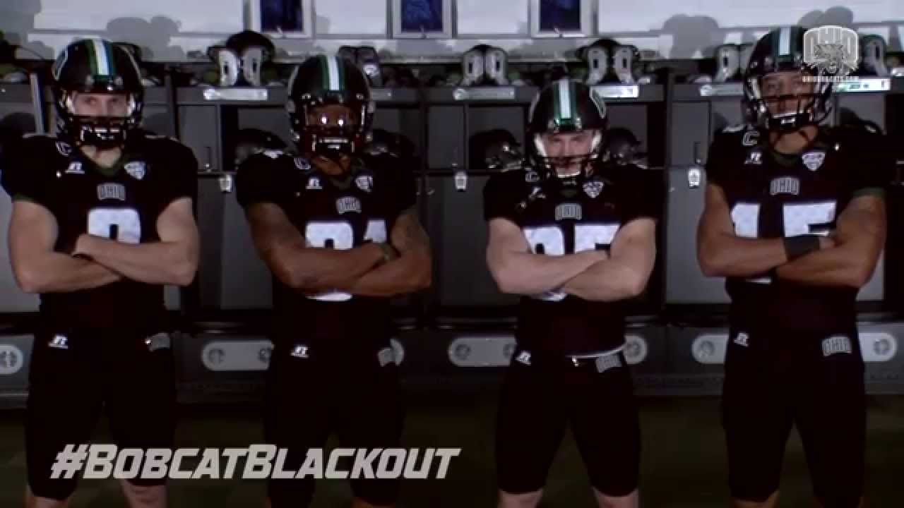 Ohio Fooball 2014  Black Jersey Reveal - YouTube 0ef55d445