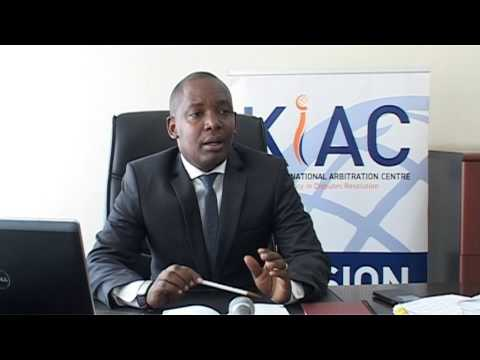 Kigali International Arbitration Centre (KIAC) services- Und