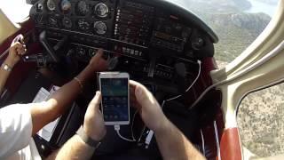 [HD] Pa28: Volando por Mallorca. (Multicam)