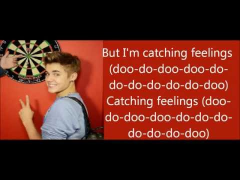 Catching feelings - Justin Bieber LYRICS