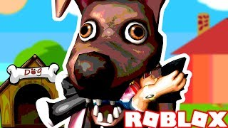 😲 ESCAPE FROM the PET STORE in ROBLOX! 🐶