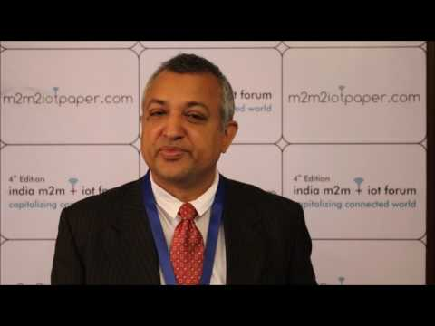 Mr Firoze Hussain - Senior Director Security, Delhivery at India m2m + iot Forum 2017