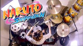 SIGN - Flow [Naruto Shippuden Opening 6] DRUM Cover by Rayv