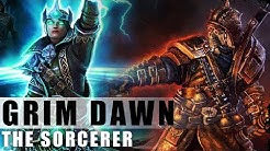 Grim Dawn - Albrecht's Aether Ray Sorcerer in 1.1.2.0 - It Pierces Now!