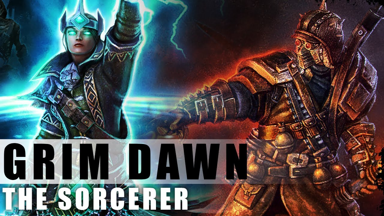Grim Dawn Sorcerer