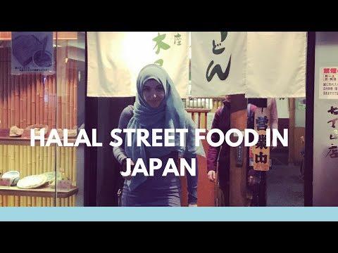TOP 15 HALAL STREET FOOD IN JAPAN! Best Food To Eat Sushi In Tsukiji Fish Market & Halal Ramen