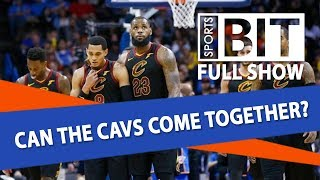 Celtics-Cavaliers Game 6 & 2018 Steelers Preview   Sports BIT   Friday, May 25