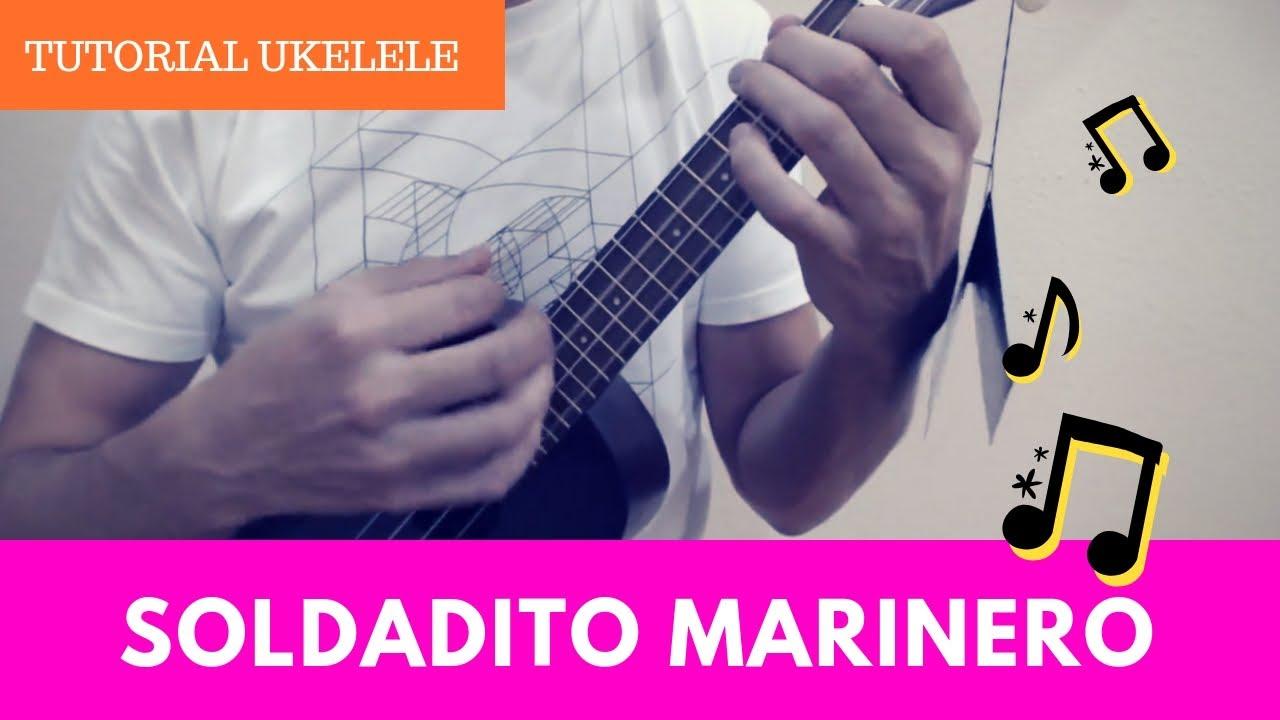 Como Tocar Soldadito Marinero Fito Con La Guitarra Youtube