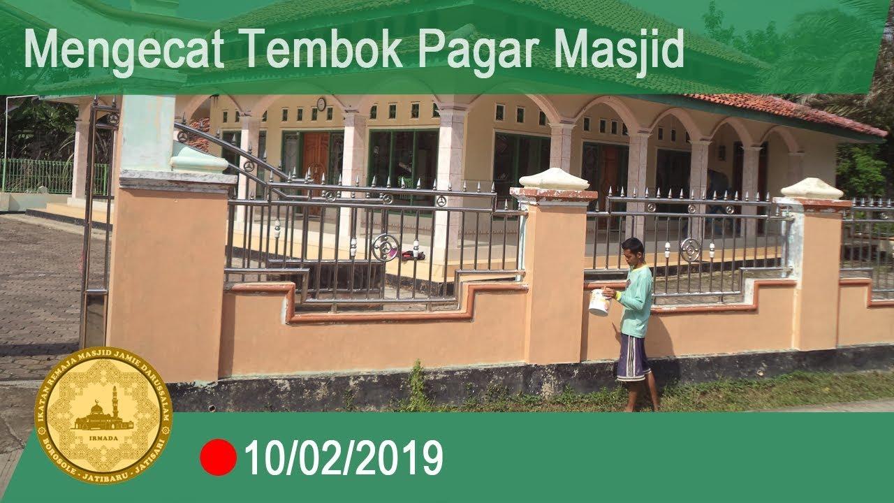 Gambar Pagar Minimalis Masjid - Content