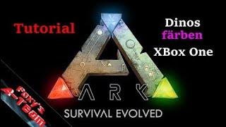 ark survival evolved xbox one tutorial dinos frben