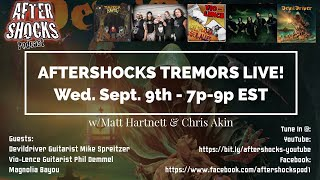 Aftershocks Tremors #5