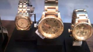 Nixon All Gold Watch Collection - Watches At Hansen