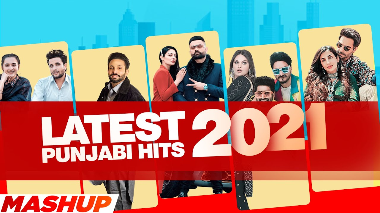 Latest Punjabi Hits 2021 (Mashup)| Amrit Maan | R Nait | Dilpreet Dhillon | Latest Punjabi Song 2021