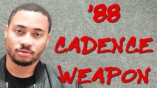 Cadence Weapon - '88 (Music Video with lyrics)