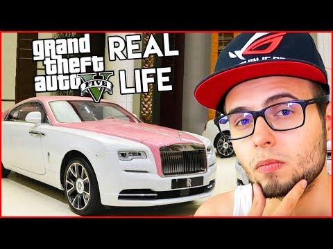 Acest Rolls Royce E MAI RAPID DECAT BMW-UL MEU? GTA Real Life