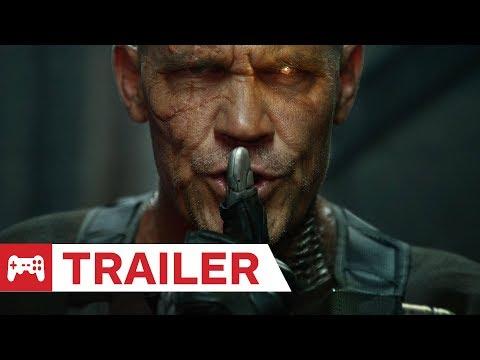 Deadpool összeakad Kábellel - magyar videó