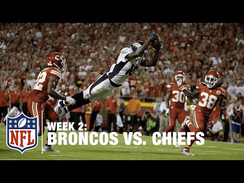 Peyton Manning Throws His FIRST TD of 2015 | Broncos vs. Chiefs | NFL