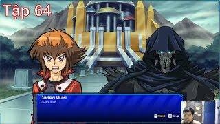 vuclip Vua Trò Chơi Yugi Oh  GX Tập 64 - Yuki vs Nightshroud - Sức Mạnh Bộ Bài Của Lão Quỷ Già