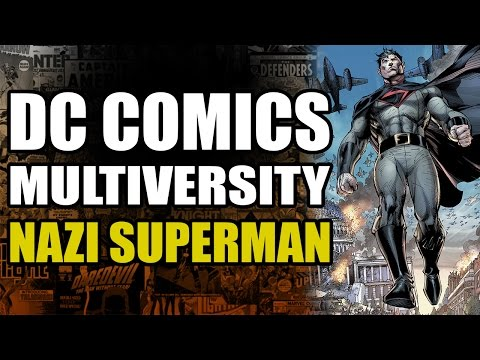 DC Comics Multiversity: Nazi Superman