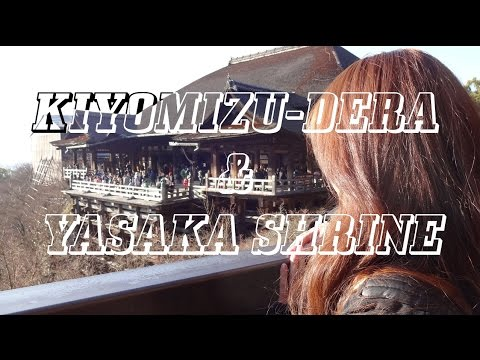 Japan Travel Vlog Ep. 2: Touring Around Kyoto!