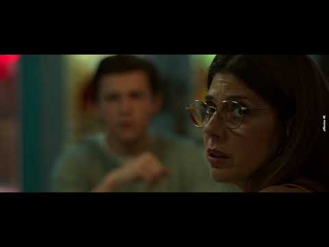 ∥ Peter and Aunt May Thai Restaurant Scene ∥ Spider-Man: Homecoming ⟨1440p HD⟩