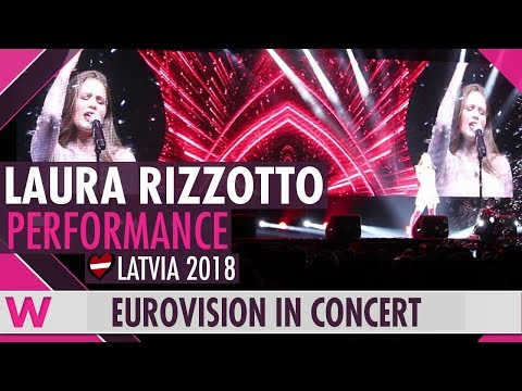 "Laura Rizzotto ""Funny Girl"" (Latvia 2018) LIVE @ Eurovision in Concert 2018"