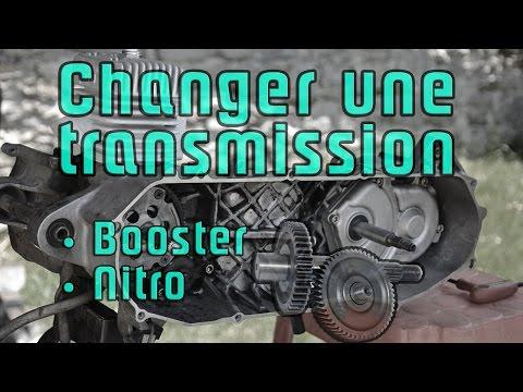 TUTO - Changer une Transmission Booster/Nitro