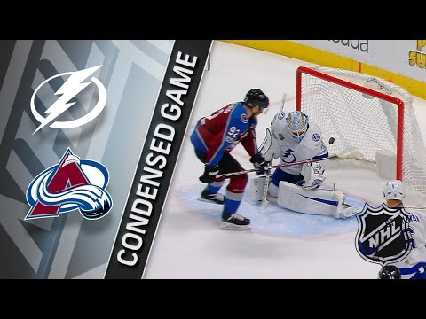 12/16/17 Condensed Game: Lightning @ Avalanche
