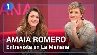 Entrevista a Amaia en La Mañana de La 1 (Primera parte) | OT 2017