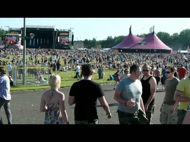 Pinkpop 2012 Landgraaf - impressie van dag 1 (26 mei)