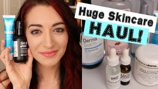 ♥ BEST & WORST SKINCARE PRODUCTS HAUL! + Mini Reviews! Thumbnail