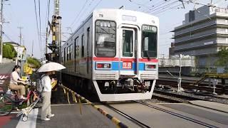 2018/8/6 京成3500形 8連 特急運用
