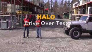 Halo Drive Over Test