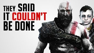 Why We NEVER Get Games Like God of War Anymore