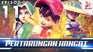 Download Video BoBoiBoy Galaxy EP11 | Pertarungan Hangat - (ENG Subtitle) MP3 3GP MP4