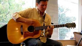 "Mac McCaughan ""Anything You Want"" (Spoon cover) 9/17/09 Bull"