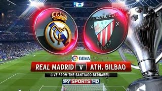 match real madrid vs athletic bilbao 23 10 2016