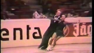 Jayne Torvill & Christopher Dean GRB - 1981 World Championships CD3