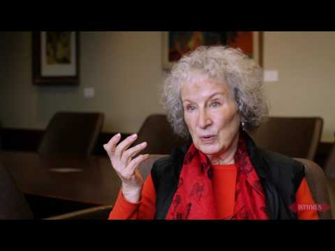 Isthmus Interview with Margaret Atwood