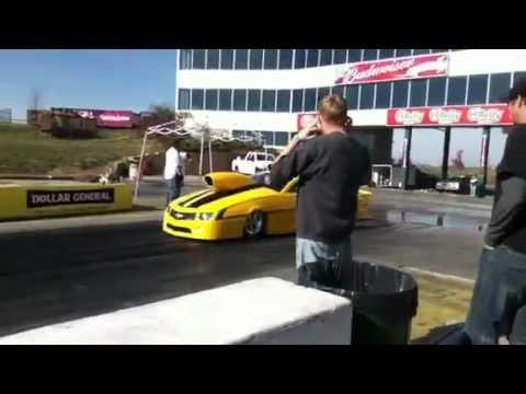Jerry Haas Camaro Testing Pass Youtube