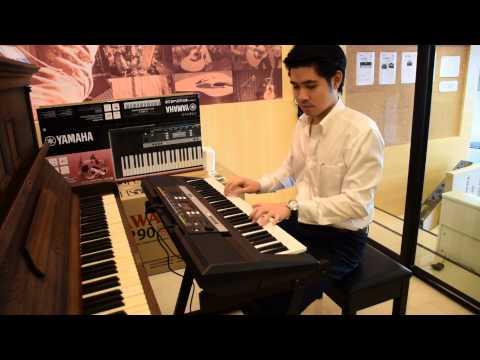 Kuljaesol : Review รีวิว Keyboard Yamaha PSR E243
