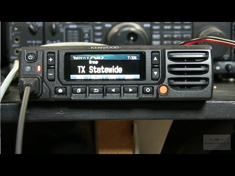 Ham Radio 2.0: Episode 91 - Kenwood NX-5800 NXDN/DMR/P25 Mobile Radio Debut, part 1