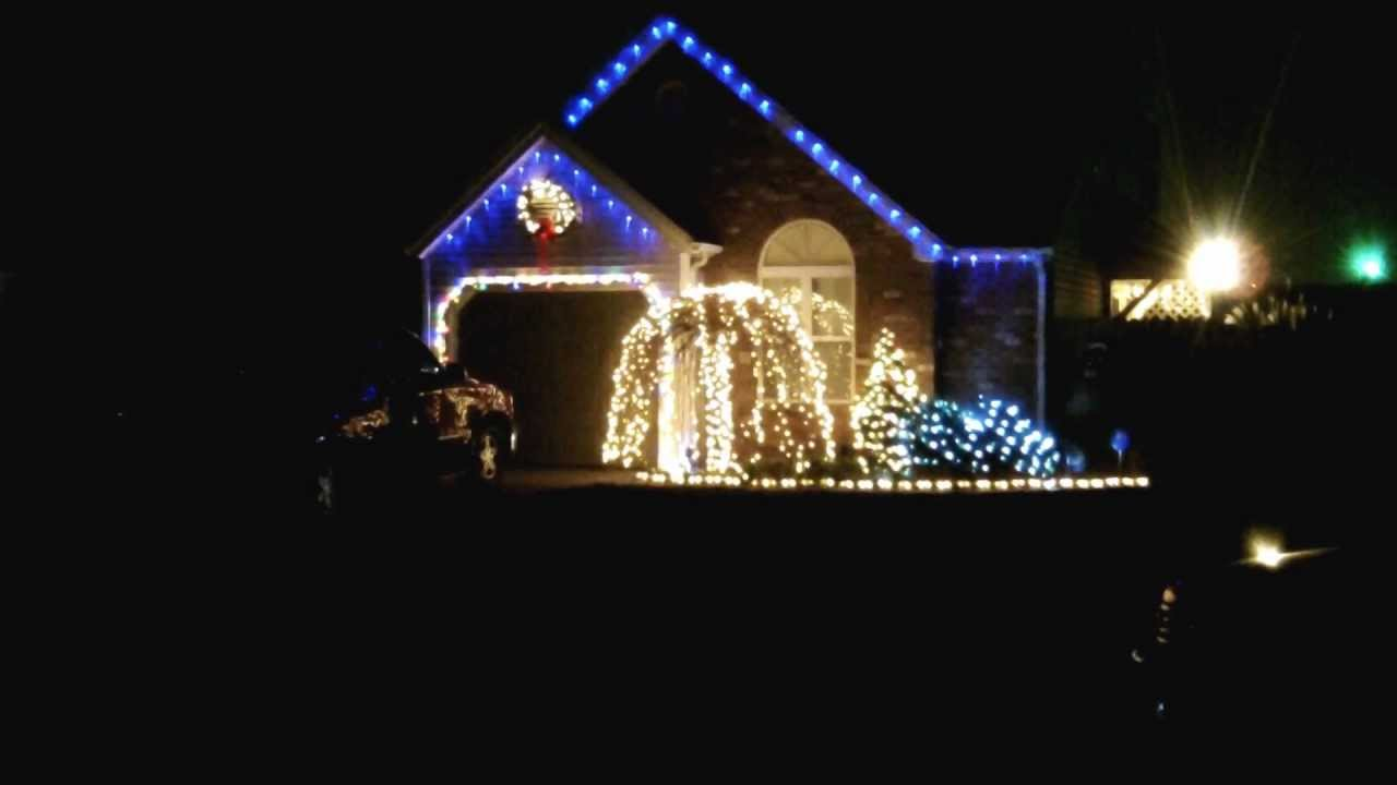 Gemmy LightShow Color Changing Combo from Home Depot - YouTube