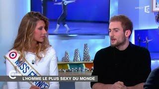 C à vous Invités de l'actu, Miss France 2015 Camille Cerf et le dan...