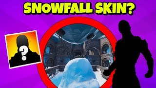 Is this the SNOWFALL SKIN in Fortnite?