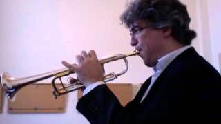 CONCONE - Lyrical Studies for trumpet - N. 4 - Moderato
