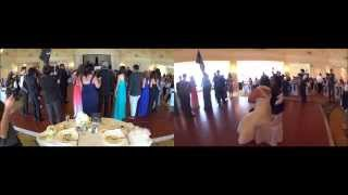 """One Day More"" (Flash Mob) @ Matthew & Erica Valdez Wedding"