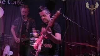 Simon McBride Trio - Dead man walking - Live at Bluesmoose radio