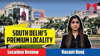 South Delhi's premium locality | Vasant Kunj S01E84