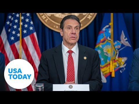 New York Gov. Andrew Cuomo holds coronavirus briefing Friday   USA TODAY